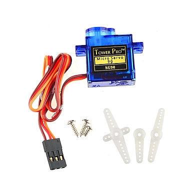 mini micro 9g intelligente elektronik rc servo sg90 für rc 450 hubschrauber flugzeug auto boot