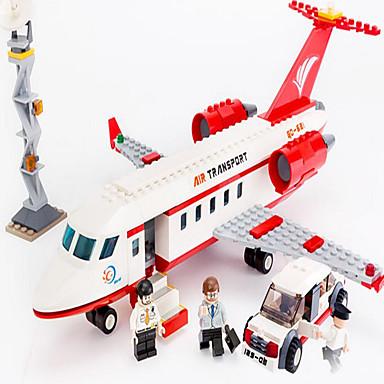アクションフィギュア&ぬいぐるみ ブロックおもちゃ ギフトのため ブロックおもちゃ 飛行機 車載 5~7歳 8~13歳 14歳以上 おもちゃ