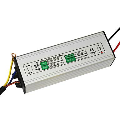 jiawen® 50w 1500ma led voeding led constante stroom driver stroombron (dc 24-36v output)