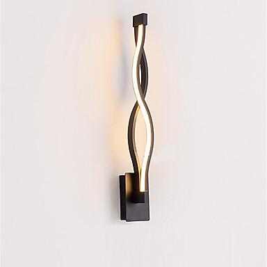 AC 100-240 16W Integroitu LED Moderni Maalaus Ominaisuus for LED / Minityyli / Lamppu sisältyy hintaan,Ympäröivä valo SeinälampetitWall