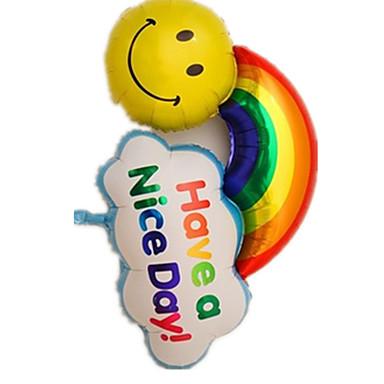 voordelige Ballonnen-Ballen Ballonnen Speeltjes Vierkant Feest Opblaasbaar Meisjes Jongens Stuks