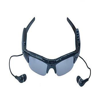Action Camera / Sports Camera 8.0 MP 1280 x 720 Bluetooth 調整可 防水 ワイヤレス 30fps 4X ±2EV 非対応 CMOS 32GB H.264 シングルショット バーストモード 30 M スキー 潜水