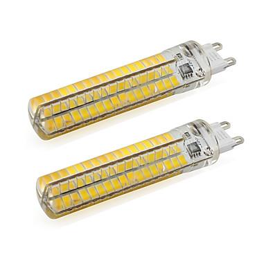 5W G9 LED2本ピン電球 T 136 SMD 5730 500 lm 温白色 / クールホワイト V 2個