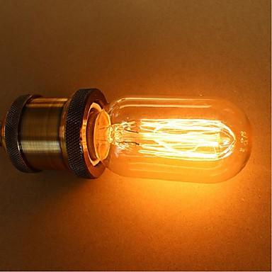 25w t45 tungsten pære 13 anka klassiske glødelampe e27 født rundt si aidi