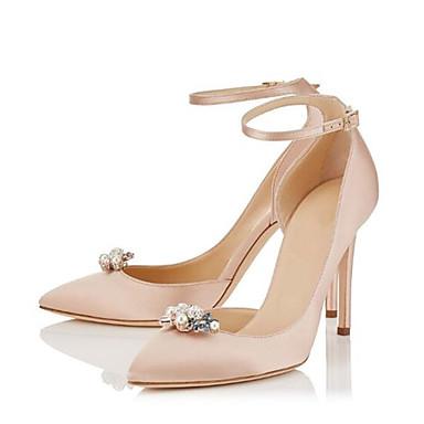 Damen-High Heels-Outddor-KunstlederOthers-Rosa Gold