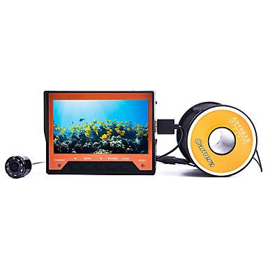Kalastus Työkalut Vedenkestävä Muuta Kannettava LCD Ei Ei langaton 18650 Kova muovi Metalli