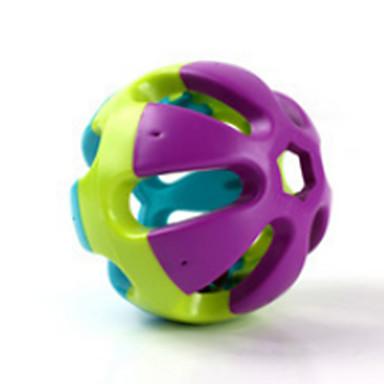 犬 猫用おもちゃ 犬用おもちゃ ペット用おもちゃ ボール型 ベル プラスチック ペット用