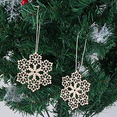 decoraciones de la boda de madera de navidad recepción de la boda de invierno hermosa