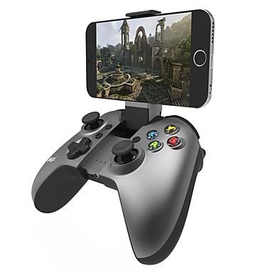 controlador de juegos inalámbrico ipega pg-9062s para teléfono inteligente, soporte fortnite, controlador de juegos recargable bluetooth abs 1 unidad de pcs