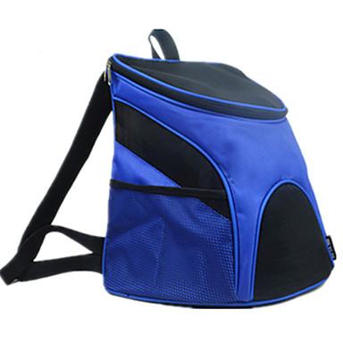 犬 フロントバックパック ペット用 キャリア 携帯用 ブルー