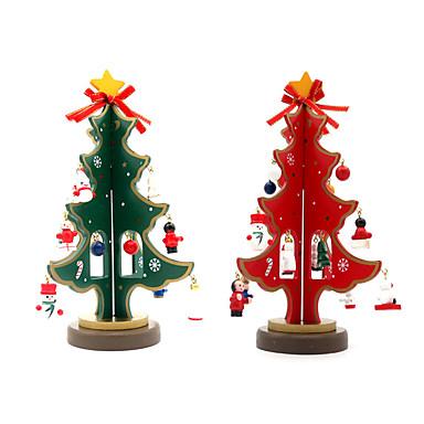 Joulu Koristeet Joulukoristeet Joulujuhlatarvikkeet Joulukuuset Lelut Kolmia Puu 1 Pieces Joulu Lahja