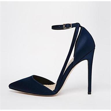 Damen-High Heels-Outddor-KunstlederOthers-Blau Rosa Weiß