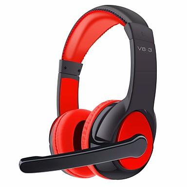 OVLENG V8-3 Langaton Kuulokkeet Dynaaminen Muovi Gaming Kuuloke Melu eristävät Mikrofonilla Äänenvoimakkuuden säätö kuulokkeet