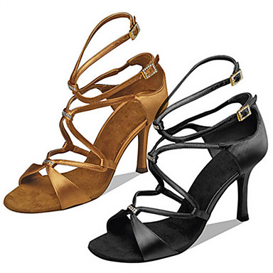 Latines de Femme Chaussures Chaussures Chaussures de Jazz J1KclTF