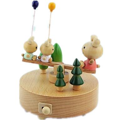 Caixa de música Urso / Desenho Clássico Adorável Crianças / Adulto / Infantil Dom