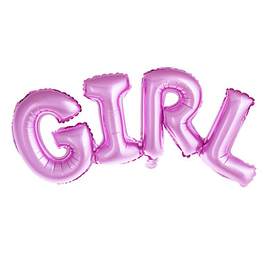 voordelige Ballonnen-Ballonnen Creatief Noviteit Aluminium Jongens Meisjes Speeltjes Geschenk 1 pcs
