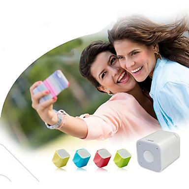 Bluetooth Bluetooth 2.0 Kalın Ses (Bas) Hoparlörü Beyaz Sarı Yeşil Mavi Pembe
