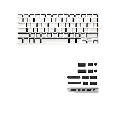 סרט מקלדת חדש נגד אבק מתחבר אוניוורסלי עבור MacBook Pro 13 /