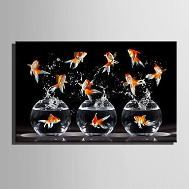 動物 近代の, 1枚 キャンバス 横式 プリント 壁の装飾 ホームデコレーション