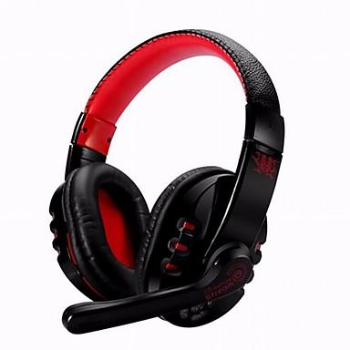 abordables Ecouteurs & Casques Audio-OVLENG V8-1 Sans Fil Ecouteurs Dynamique Plastique Jeux Écouteur Isolation du bruit / Avec Microphone / Avec contrôle du volume Casque
