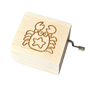 オルゴール おもちゃ 方形 甘い 特殊型 創造的 小品 男の子 女の子 誕生日 バレンタイン・デー こどもの日 ギフト