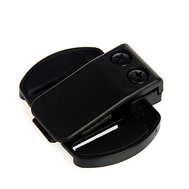 v4 v6 casco clip soporte bluetooth casco de la motocicleta sisäpuhelin kuulokkeet soporte clip Accesorios para v6 v4 intercomunicador del