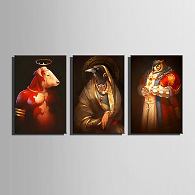 キャンバスセット 風景 Modern,3枚 キャンバス 縦長 版画 壁の装飾 For ホームデコレーション