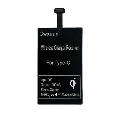 Carregador Portátil / Carregador Sem Fios Carregador USB Universal Carregador Sem Fios 0.8 A DC 5V