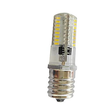 3W 280-300lm E17 Sisustusvalaisimet T 64 LED-helmet SMD 3014 Himmennettävissä Lämmin valkoinen / Kylmä valkoinen 220V / 85-265V