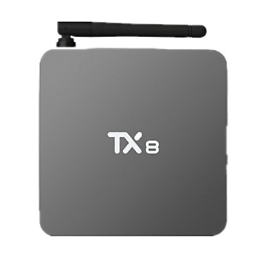 Amlogic S912X Android TV Box,RAM 2GB ROM 32GB Octa Core WiFi 802.11n Bluetooth 4.0