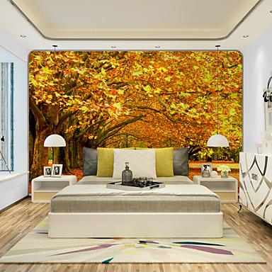 Blumen Art Deco 3D Haus Dekoration Moderne Wandverkleidung, Segeltuch Stoff Klebstoff erforderlich Wandgemälde, Zimmerwandbespannung