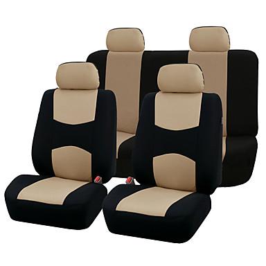 abordables Accessoires Intérieur de Voiture-autoyouth automobiles housses de siège - ensemble complet de housses de siège d'auto ajustement universel protège-sièges d'auto