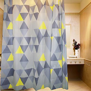 Neoklassisch PEVA 180 * 180  -  Gute Qualität Duschvorhänge