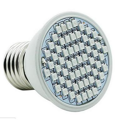 2.5 W 260 lm E26 / E27 تزايد ضوء اللمبة 60 الخرز LED SMD 2835 أحمر / أزرق 85-265 V / قطعة