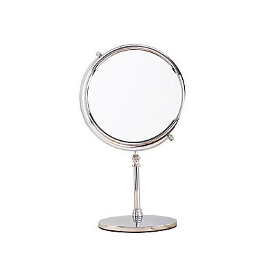 Spiegel Rund 36 Silber