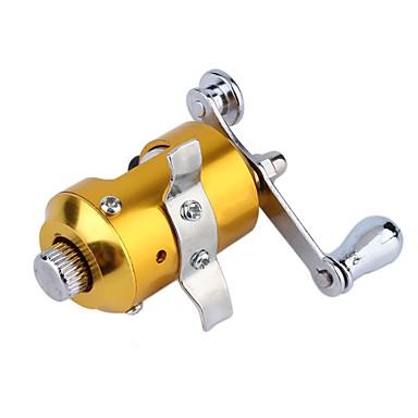 Carretes de lanzamiento 2.1:1 Relación de transmisión+1 Rodamientos de bolas -Manos Pesca de agua dulce / Pesca en General - Hand Wheel