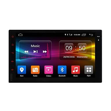 Ownice DGS7001F 7 tommers 2 Din Android6.0 I-Instrumentpanel DAB til Universell Brukerstøtte / MPEG4 / mp3 / jpeg / mp4 / jpg