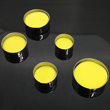 Herramientas para hornear Acero inoxidable Manualidades Pastel / Galleta / Tarta Molde para hornear