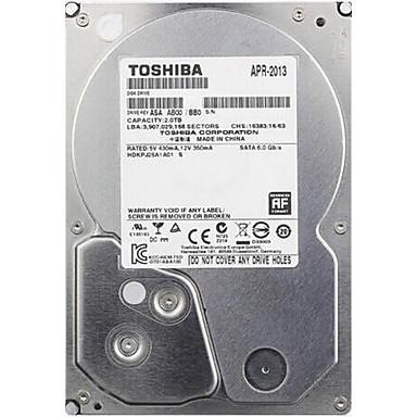 Toshiba 1TB DVR merevlemez 5700rpm SATA 3.0 (6 Gb / s) 32 MB cache 3,5 hüvelyk-DT01ABA100V