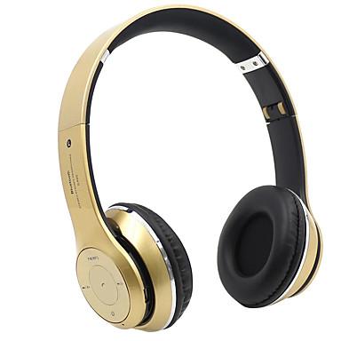 S460 No ouvido Sem Fio Fones Armadura equilibrada Plástico Celular Fone de ouvido Com Microfone / Isolamento de ruído Fone de ouvido