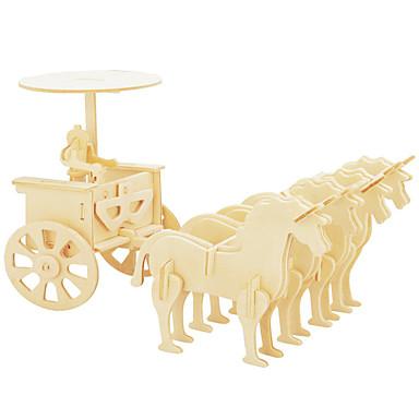 تركيب خشبي عربة / بناء مشهور المستوى المهني خشبي 1 pcs للأطفال صبيان هدية