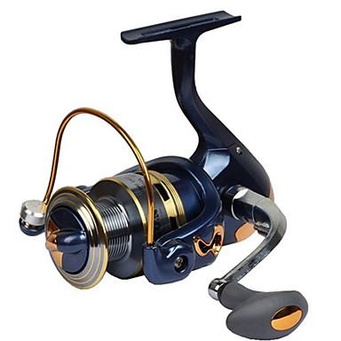Carrete de la pesca Carretes para pesca spinning 2.6:1 Relación de transmisión+13 Rodamientos de bolas Orientación de las manos
