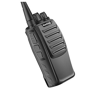 wanhua 26 حاملة اليد / تناظرية رصد >10KM >10KM 16 5 W اسلكية تخاطب راديو إرسال واستقبال