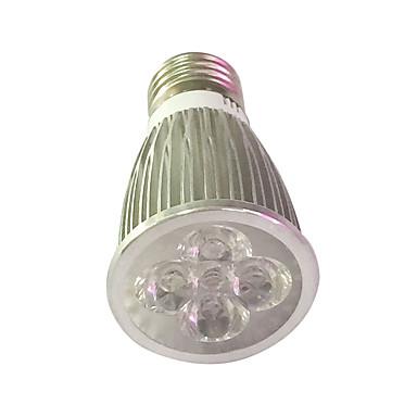 450-550lm E14 E27 Growing Light Bulb 5 Cuentas LED LED de Alta Potencia Azul Rojo 85-265V