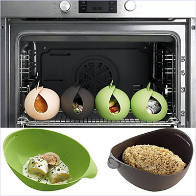 ادوات المطبخ سيليكون متعددة الوظائف سلة فواكه لكعكة 1PC