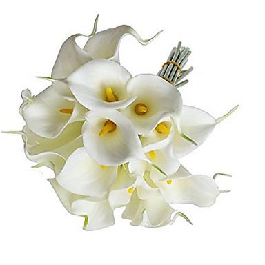 زهور الزفاف باقات ديكور زفاف جميل مناسبة خاصة حفل / مساء ستان كلاسيكي 13.78