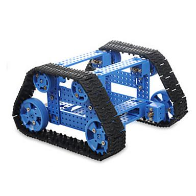 Crab Kingdom Soldrevne leker Robot Originale Metallisk Plast Gutt Gave