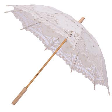 Post Håndtak Bryllup Daglig Strand Paraply Paraplyer 30.7 tommer (ca. 78cm)