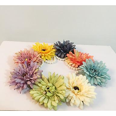 Bouquets de Noiva Buquê de Pulso Casamento Festa / Noite Flôr Seca Miçangas 2.36