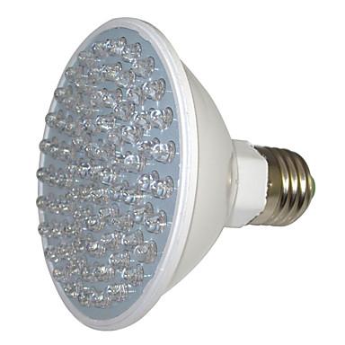5W 450lm E27 Voksende lyspære 80 LED perler Høyeffekts-LED Dekorativ Blå Rød 220-240V